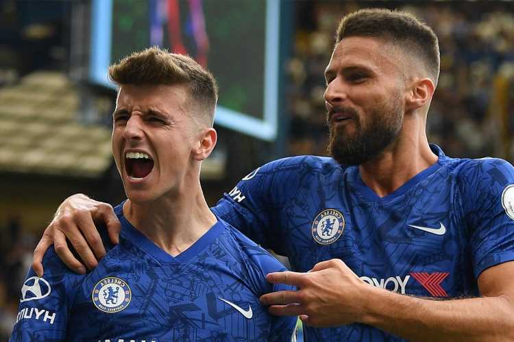 Olivier Giroud lists Chelsea star Mason Mount in top three most talented players he has ever played with