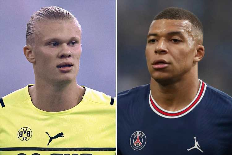 Real Madrid to launch double transfer raid for Kylian Mbappe and Erling Haaland this summer 'to create new era'